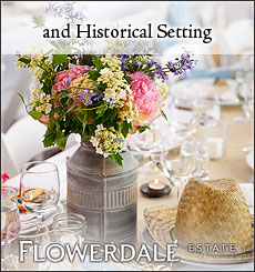 Weddings at Flowerdale Estate